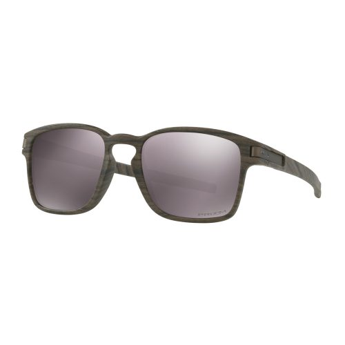 Oakley Latch Square Woodgrain Prizm Daily Polarized Sunglasses: Oakley Sunglasses