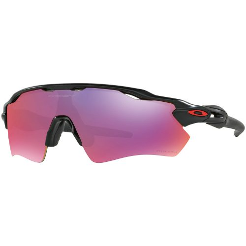 Oakley Radar EV Path PRIZM Road Matte Black Sunglasses: Oakley Sunglasses