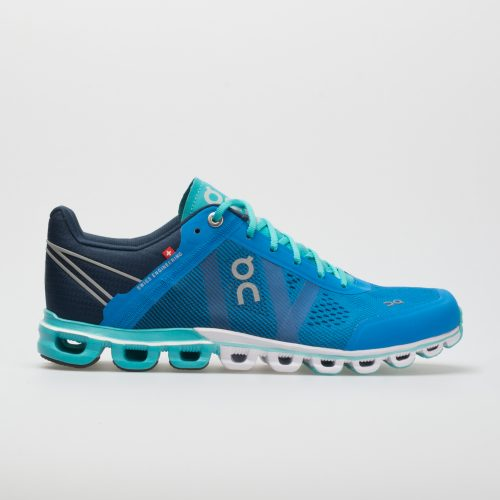 On Cloudflow: On Running Women's Running Shoes Malibu/Curacao