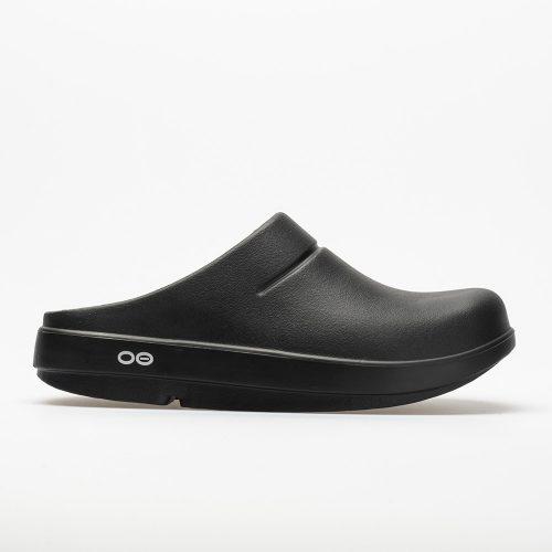 Oofos OOcloog: Oofos Women's Walking Shoes Black