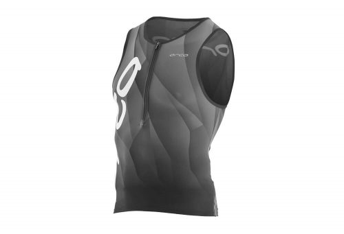 Orca 226 Tri Tank - Men's - black/white, medium