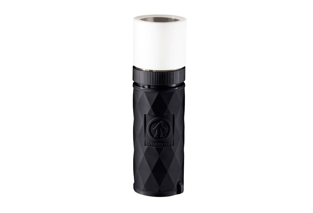 Outdoor Tech Buckshot Pro Bluetooth Speaker w/Light - black, one size
