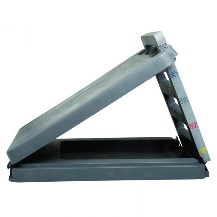 Plastic Adjustable Ankle Incline Board 4-Level