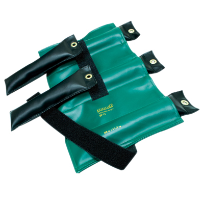 Pouch Variable Wrist and Ankle Weight - Green