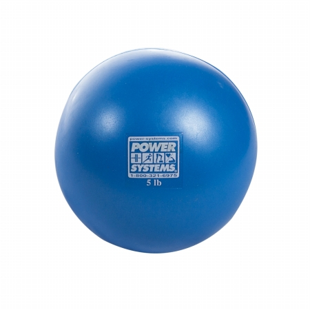 Power Systems 26155 Soft Touch Medicine Ball