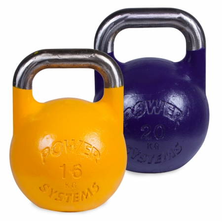Power Systems 50484 Competition Kettlebell - Light Brown