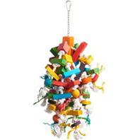 Prevue Pet Products 67444 Bodacious Bites Wizard Multicolor