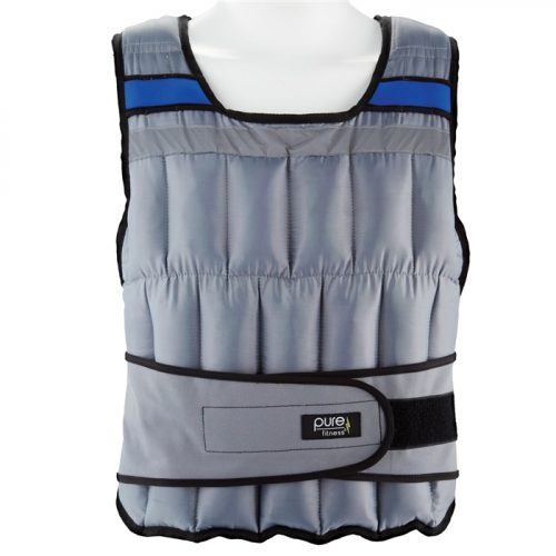 Pure Global Brands 8634WV Fitness Adjustable Weighted Vest 40 lbs.