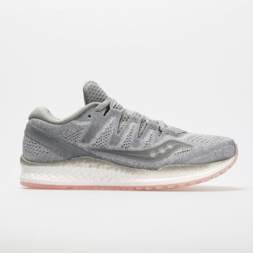 Saucony Freedom ISO 2: Saucony Women's Running Shoes Grey/Peach