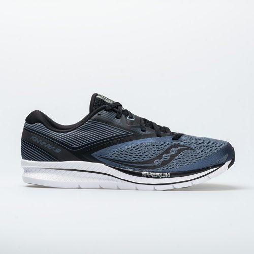 Saucony Kinvara 9: Saucony Men's Running Shoes Grey/Black
