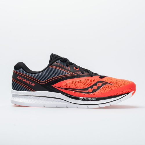Saucony Kinvara 9: Saucony Men's Running Shoes ViZiRed/Black