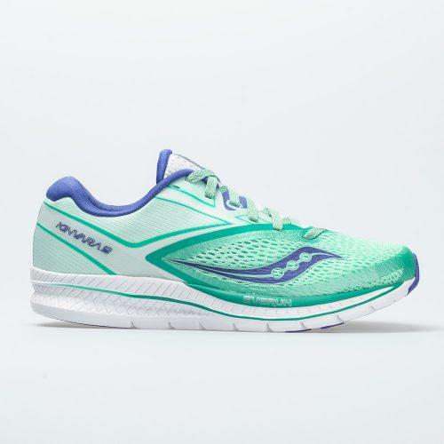 Saucony Kinvara 9: Saucony Women's Running Shoes Aqua/White