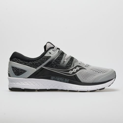 Saucony Omni ISO: Saucony Men's Running Shoes Grey/Black