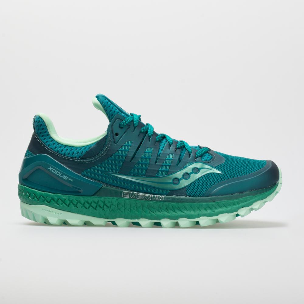 Saucony Xodus ISO 3: Saucony Women's Running Shoes Green/Aqua