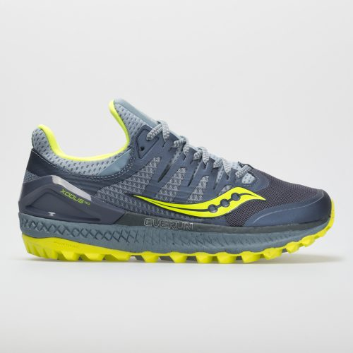 Saucony Xodus ISO 3: Saucony Women's Running Shoes Grey/Citron