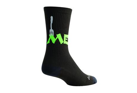Sock Guy Done Crew Socks