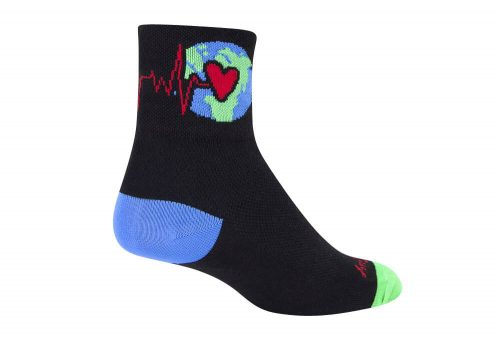 Sock Guy Magma Classic Socks - black, l/xl