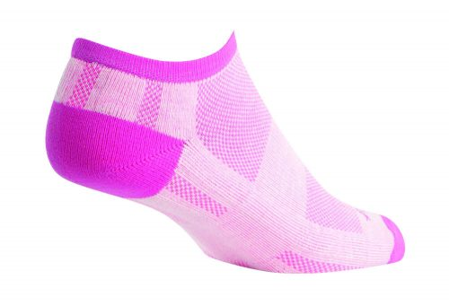Sock Guy Pink No Show Socks - Women's - pink, l/xl