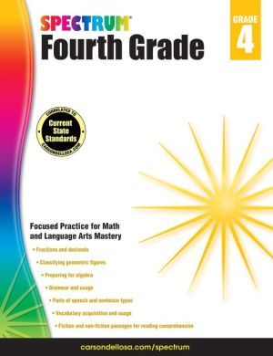 Spectrum. 1483813231 Spectrum Grade 4