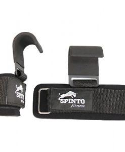 Spinto USA 9160037 Heavy Duty Lift Hooks Black