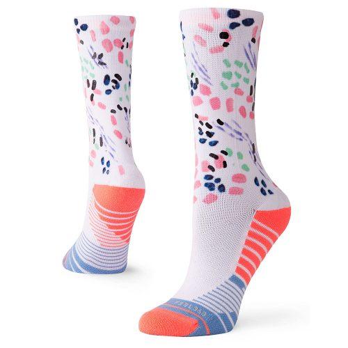 Stance Chipper Training Crew Socks: Stance Women's Socks