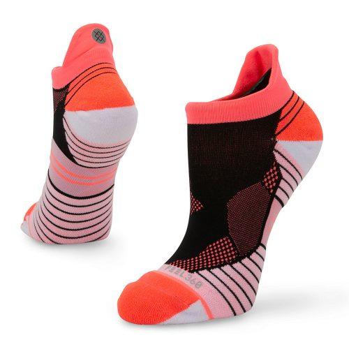 Stance High Altitude Run Tab Socks: Stance Women's Socks