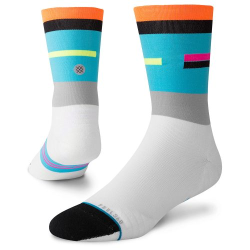 Stance S Crew Run Socks: Stance Men's Socks