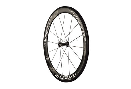 Syncros RR1.0 55mm Carbon Clincher Front Wheel