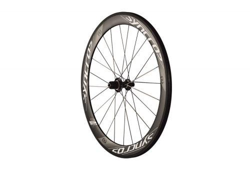 Syncros RR1.0 55mm Carbon Clincher Rear Wheel - black, one size