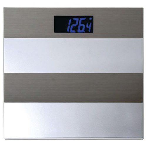 Taylor 741141033W 1.4 in. Digital LCD Bath Scale
