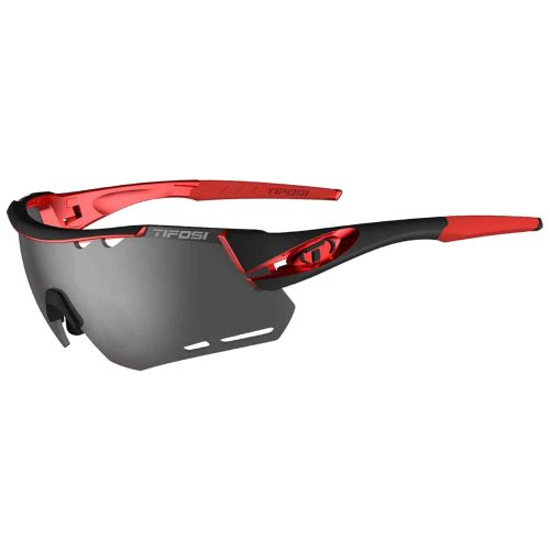 Tifosi Alliant Sunglasses Black/Red: Tifosi Sunglasses