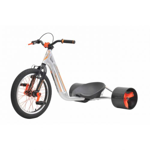 Triad 71083 Drift Trike Countermeasure Silver & Orange