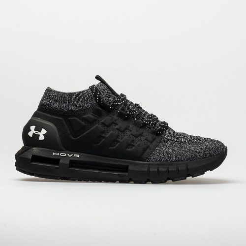 Under Armour HOVR Phantom NC: Under Armour Men's Running Shoes Black/White/White