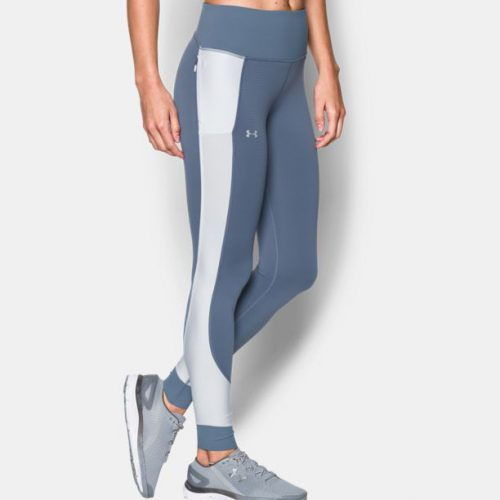 Under Armour Threadborne Coldgear Leggings: Under Armour Women's Running Apparel