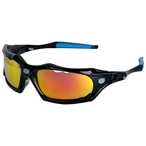 Viking Ultra Eyewear Large Black: Viking Eyeguards