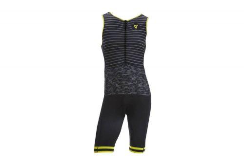 Volare Sublimated Tri Suit - Men's - black/yellow, medium