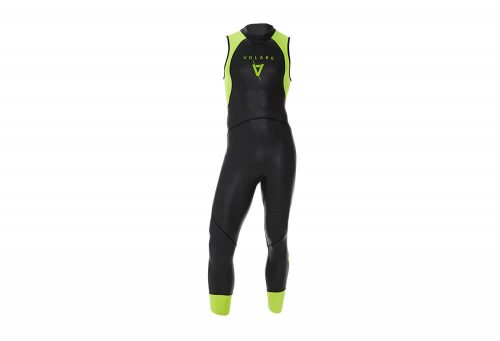 Volare V1 Sleeveless Triathlon Wetsuit - Men's - black/yellow, m