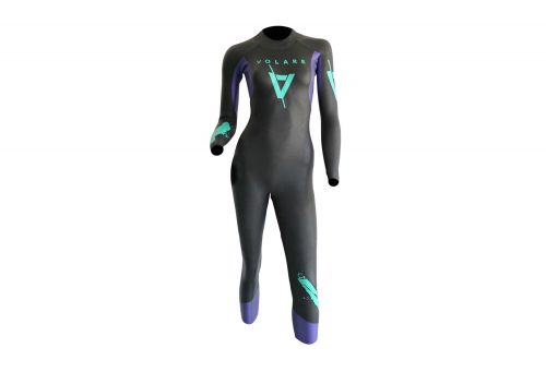 Volare V2 Triathlon Wetsuit - Women's - purple/black, m