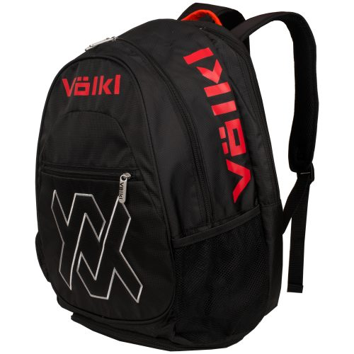 Volkl Team BackPack Black/Lava: Volkl Tennis Bags