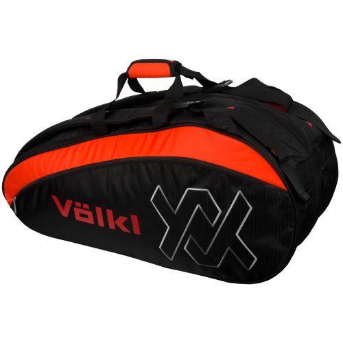 Volkl Team Combi Bag Black/Lava: Volkl Tennis Bags