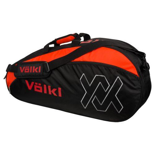 Volkl Team Pro Bag Black/Lava: Volkl Tennis Bags