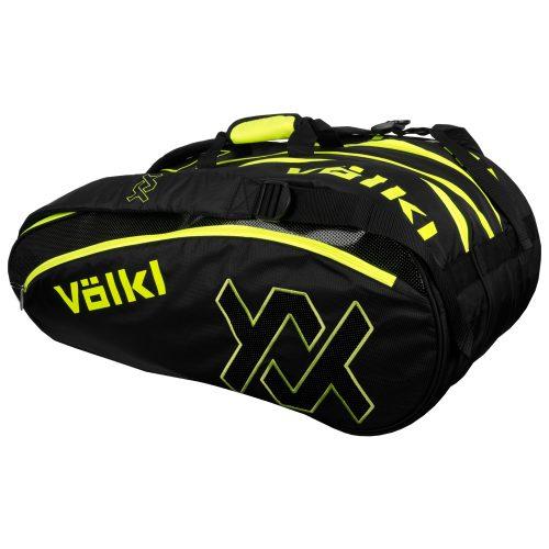 Volkl Tour Mega Bag Black/Neon Yellow: Volkl Tennis Bags