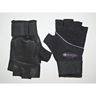 WAGS WG104BK Ultra Workout Gloves-Large