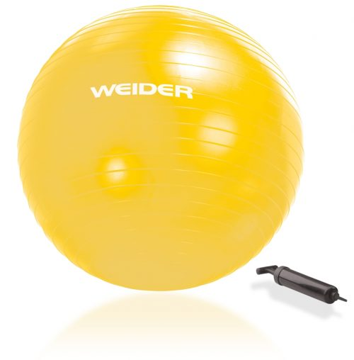 Weider WFB5511 55 cm Stability Ball Yellow