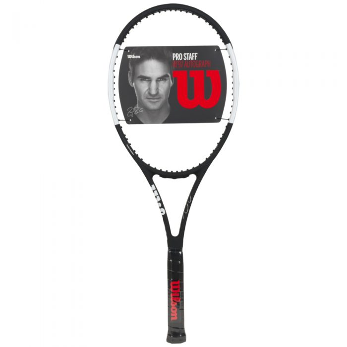 Wilson Pro Staff RF 97 Autograph 2018: Wilson Tennis Racquets