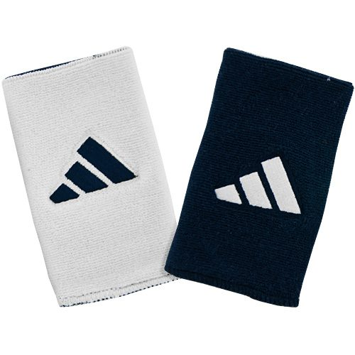 adidas Interval Large Reversible Wristband: adidas Sweat Bands