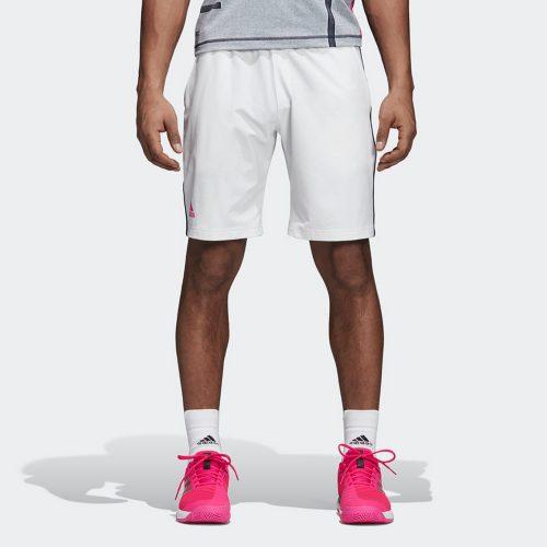 adidas Rule 9 Seasonal Bermuda Shorts: adidas Men's Tennis Apparel