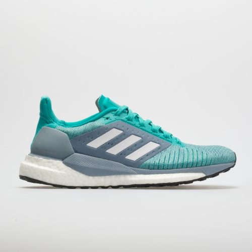 adidas Solar Glide ST: adidas Women's Running Shoes Hi-Res Aqua/White/Clear Mint
