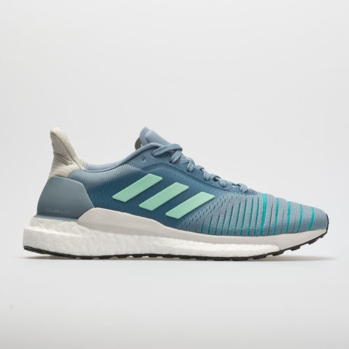 adidas Solar Glide: adidas Women's Running Shoes Raw Grey/Clear Mint/Hi-Res Aqua