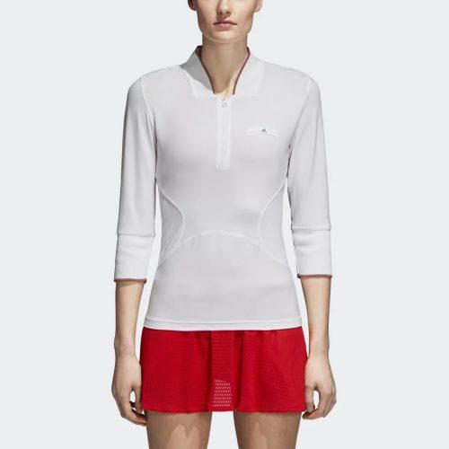 adidas Stella McCartney Long Sleeve Tee Fall 2018: adidas Tennis Apparel